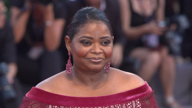 Octavia Spencer at 'The Shape of Water' Red Carpet 74th Venice International Film Festival at Palazzo del Cinema on August 31 2017 in Venice Italy