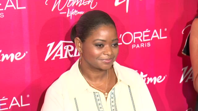 Octavia Spencer at the Variety's 3rd Annual 'Power of Women' Luncheon at Beverly Hills CA