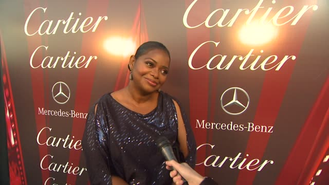 Octavia Spencer on how it feels to be a part of the Palm Springs International Film Festival receiving the Breakthrough Performance Award what she's...