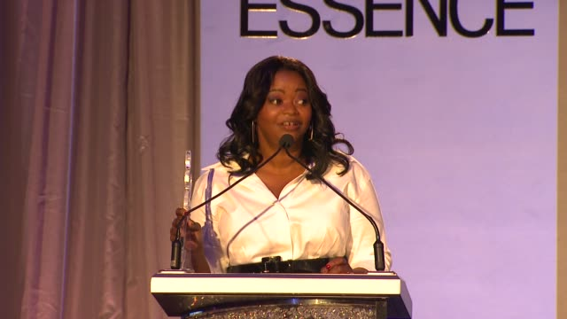 Octavia Spencer on the event at 5th Annual ESSENCE Black Women In Hollywood Luncheon on 2/23/2012 in Beverly Hills CA