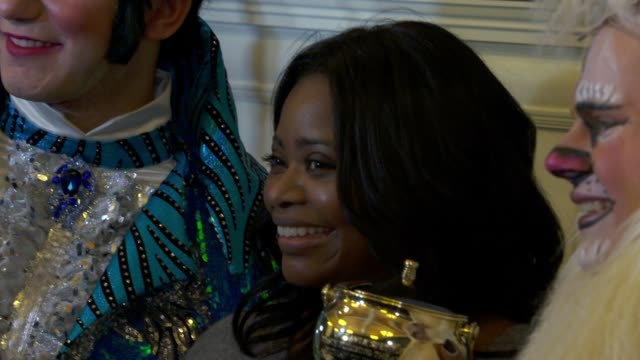 SPEECH – Octavia Spencer on unexpected honors received lately on the film for which she received an Oscar nomination at The Hasty Pudding Theatricals...