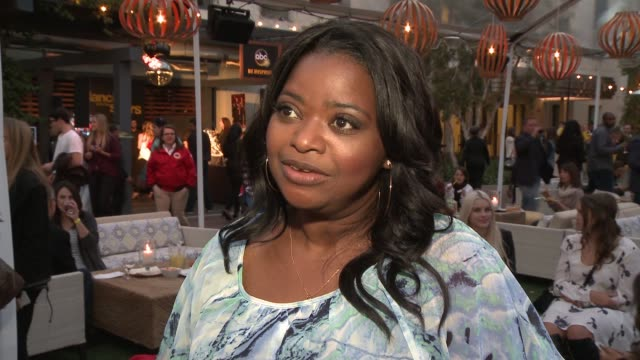 INTERVIEW Octavia Spencer on why she wanted to support the cause why its important for students to discover their passions and how teachers helped...