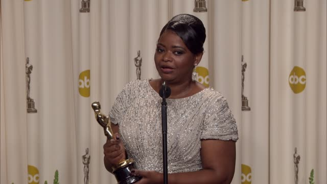 Octavia Spencer talks about what is next for her at 84th Annual Academy Awards Press Room on 2/26/12 in Hollywood CA