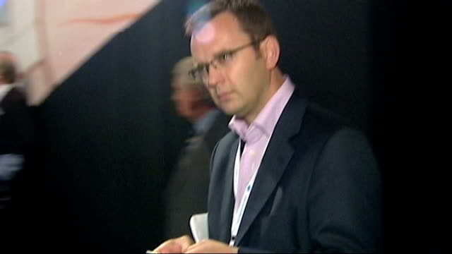 october 2007 andy coulson along - andy coulson stock videos & royalty-free footage