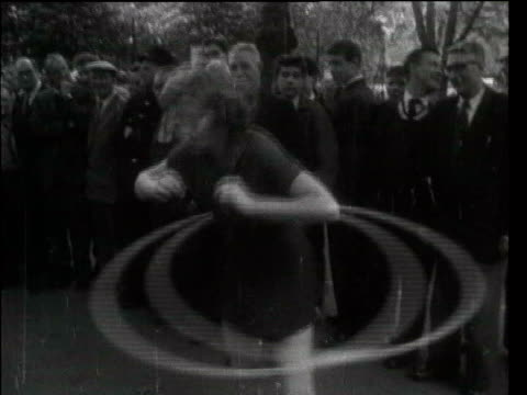 UNS: March 5th, 1963: The Hula Hoop Is Patented