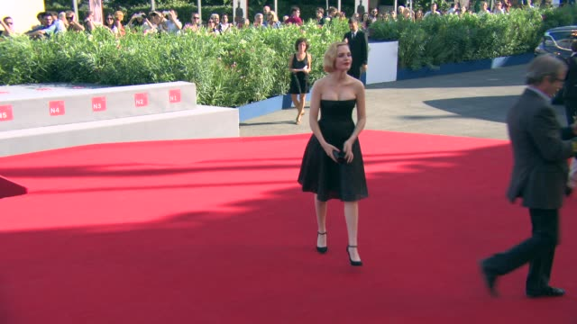 odessa young at 'looking for grace' red carpet - 72nd venice film festival at palazzo del cinema on september 03, 2015 in venice, italy. - film festival stock videos & royalty-free footage