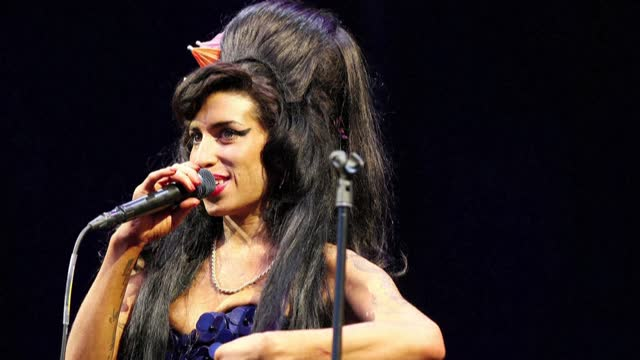 GBR: FILE: Amy Winehouse and Camden places related to late English singer