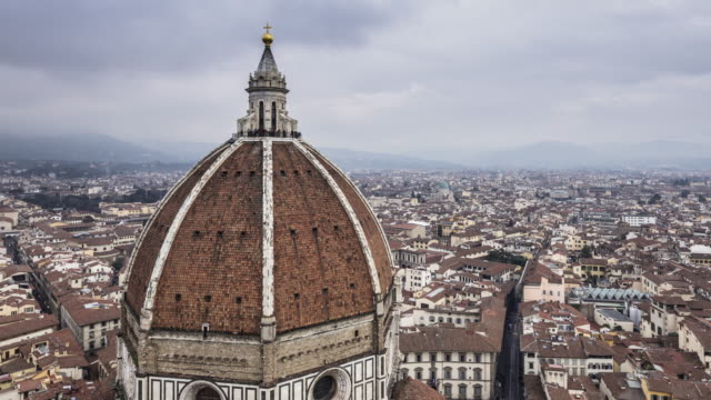 ZO TL of Basilica di Santa Maria del Fiore otherwise known as the Duomo in Florence, Tuscany, Italy.
