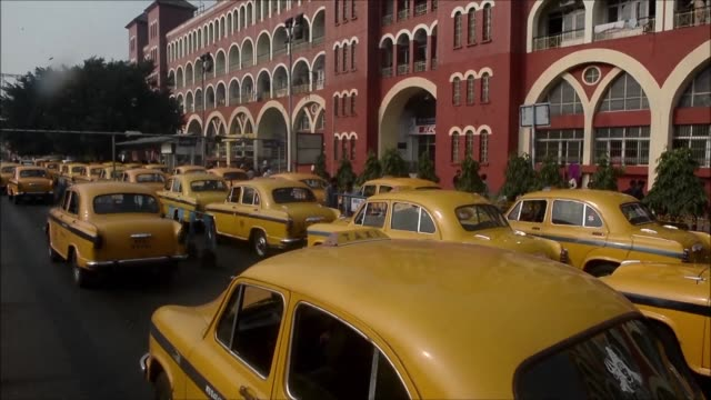stockshots of daily life in kolkata the capital of indias west bengal state - west bengal stock videos and b-roll footage