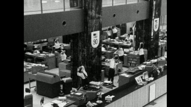 has of male japanese office workers exercising at desk; 1966 - wellbeing stock videos & royalty-free footage