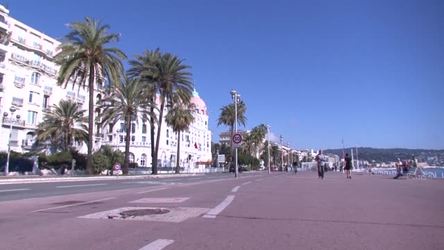 IMAGES of the city of Nice and Negresco Hotel