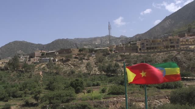 of the tigray region in northern ethiopia where the country's lawmakers have endorsed a six-month state of emergency, a day after prime minister abiy... - ethiopia stock videos & royalty-free footage