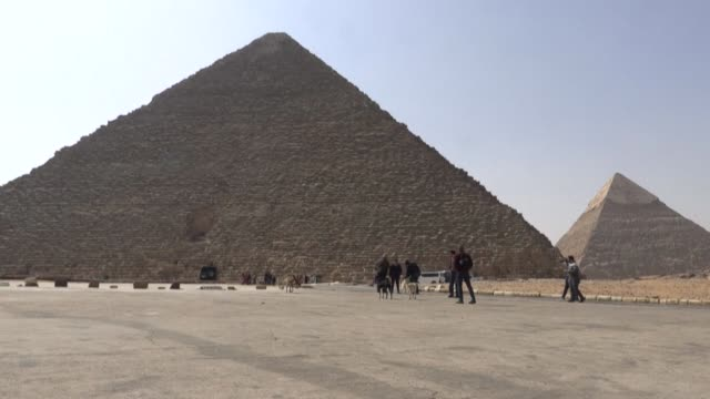 of tourist sites in egypt hotels have ramped up hygiene iconic archaeological sites have been sanitised and beaches cleaned up egypt is gearing up to... - egypt stock videos & royalty-free footage