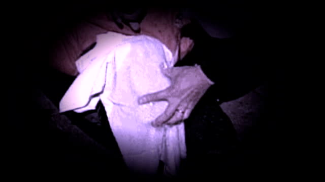 reconstruction of waterboarding torture technique used by us agents on terror suspects - waterboarding stock videos & royalty-free footage