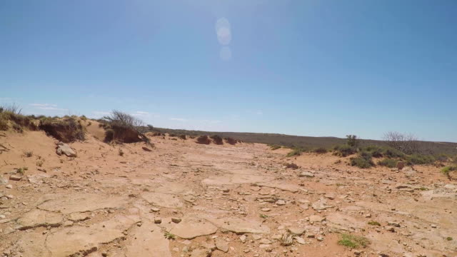 off road driving through the outback. western australia - cape coral stock videos & royalty-free footage