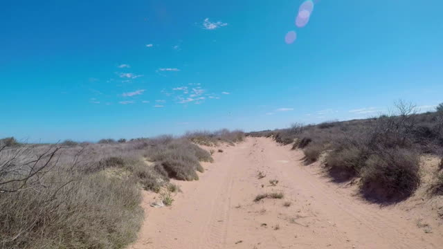 off road driving through the western australia outback. - off road racing stock videos & royalty-free footage