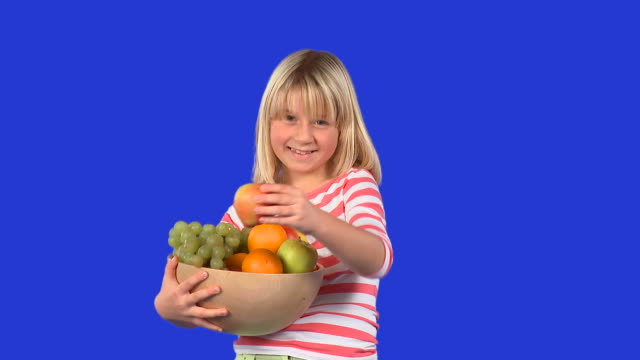 hd: offering fruit - fruit bowl stock videos & royalty-free footage