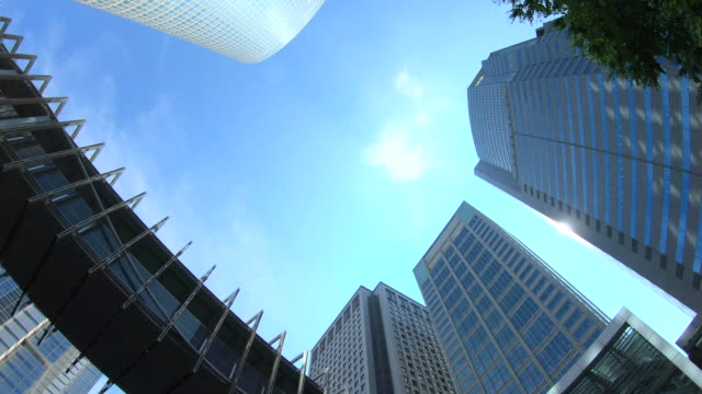 office building from below - strategy stock videos & royalty-free footage