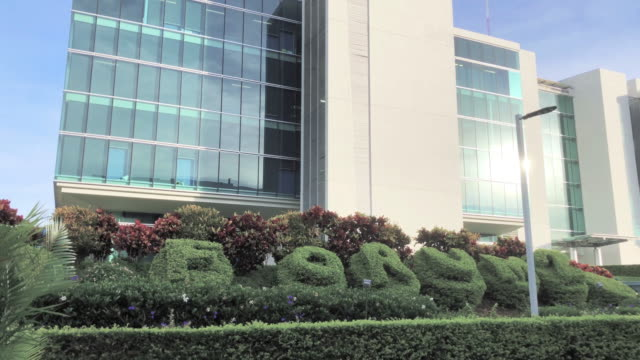 office complex in san jose - san jose costa rica stock videos & royalty-free footage