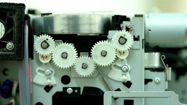 事務機器の修理 - motor点の映像素材/bロール