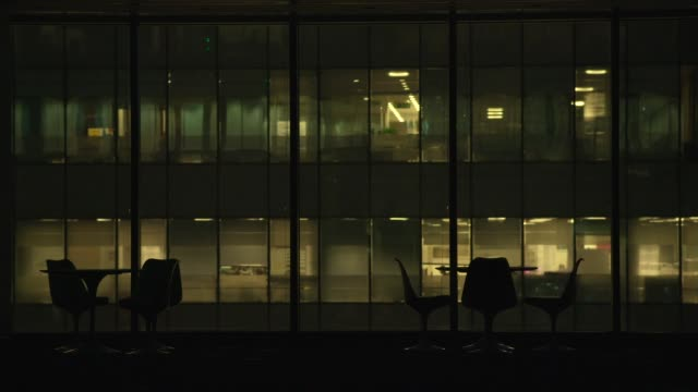 office meeting space at night - corporate business stock videos & royalty-free footage