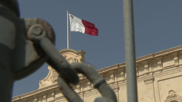 office of prime minister, malta - prime minister stock videos & royalty-free footage