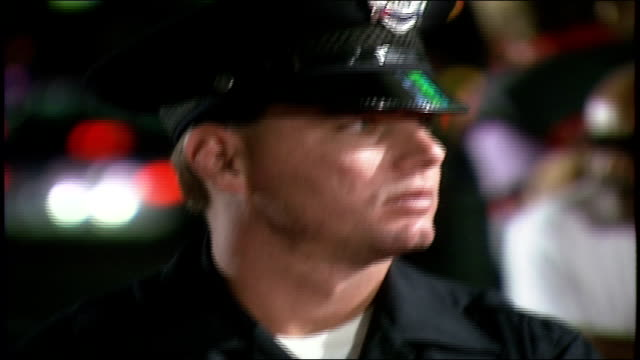 Officer in Los Angeles California
