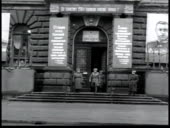 Officers leaving headquarters in east berlin poster of joseph stalin video idmr 00001701?s=170x170