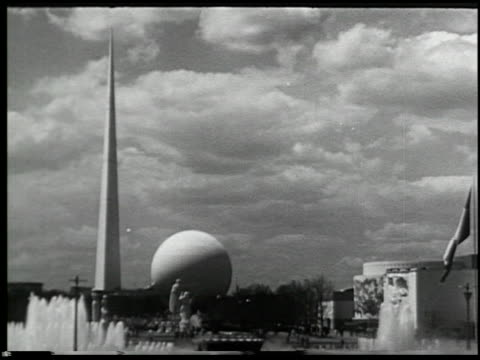 stockvideo's en b-roll-footage met official motion pictures of the new york world's fair 1939 - 6 of 16 - prelinger archief