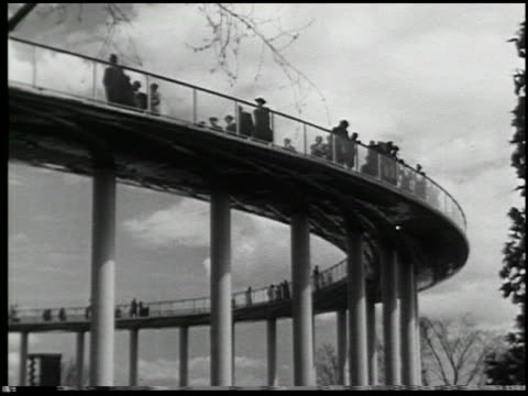 stockvideo's en b-roll-footage met official motion pictures of the new york world's fair 1939 - 7 of 16 - prelinger archief