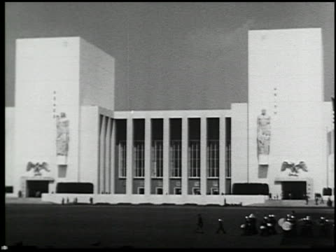 stockvideo's en b-roll-footage met official motion pictures of the new york world's fair 1939 - 9 of 16 - prelinger archief