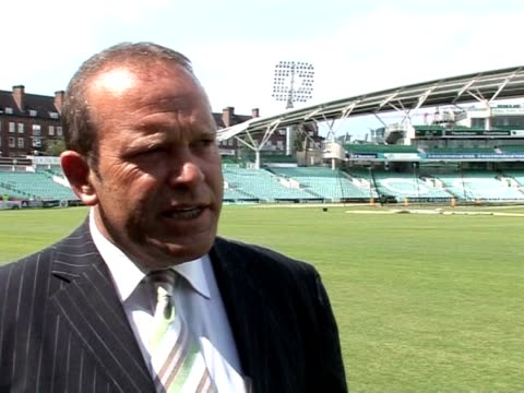 officials at the oval insist they have not been pressured by the england management to prepare a 'result pitch' for this week's ashes decider.... - greater london stock videos & royalty-free footage