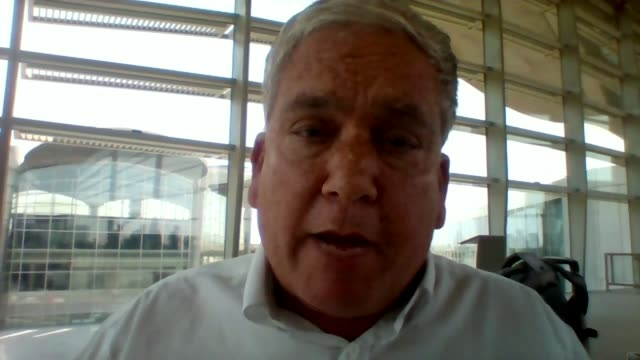 Officials condemn US decision to cease funding for UN agency helping Palestinian refugees LOCATION Chris Gunness interview via Skype SOT