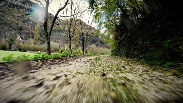 Hors route Voiture avec caméra suv