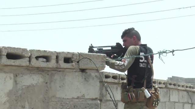 Oficiales del ejercito iraqui anunciaron el jueves que lanzaron una operacion contra los combatientes de la organizacion yihadista Estado Islamico en...