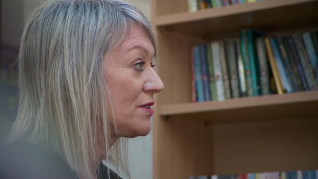 ofsted annual report claims disadvantaged pupils most likely to be affected by underperforming schools england nottingham int various shots of... - pen stock videos & royalty-free footage