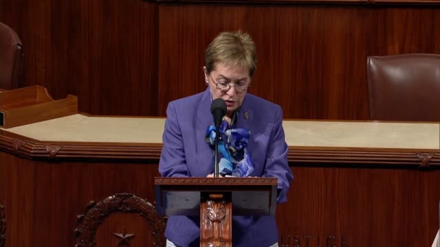 Ohio Congresswoman Marcy Kaptur continues a floor speech on NAFTA to note that all trade deficits had ballooned under an erratic trade agenda of the...