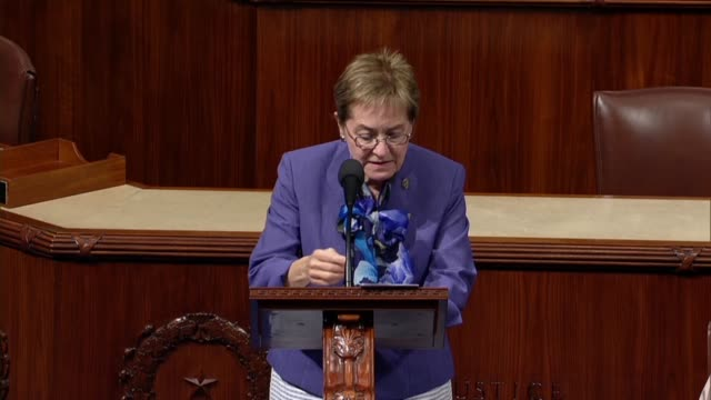 Ohio Congresswoman Marcy Kaptur says in three decades since NAFTA passed there was not one year of balanced trade accounts with Mexico or Canada...