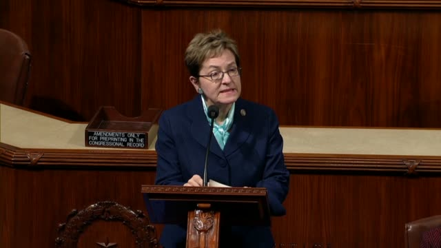 Ohio Congresswoman Marcy Kaptur says President Donald Trump continues to push bad deals on the American people celebrating rewarding the top one...