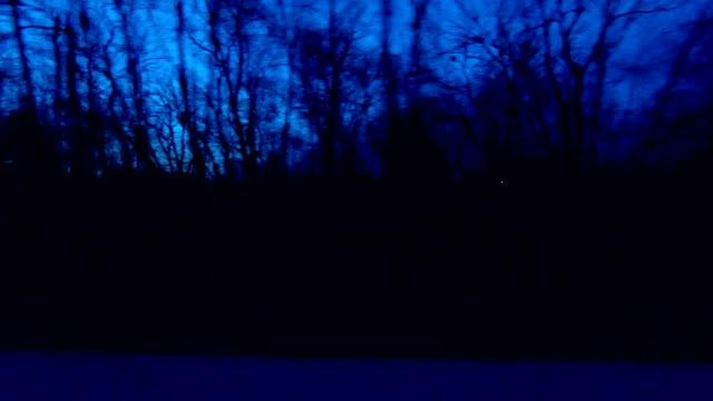 vidéos et rushes de série iii ohio synchronisé droite découvre conduite nuit plaque de processus - part of a series