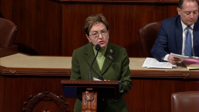 Ohio Representative Marcy Kaptur credits the international Olympic Committee for banning Russia from the 2018 Winter games due to rampant and his...
