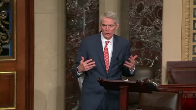 Ohio Senator Rob Portman says a parent whose daughter was missing for 10 weeks went crazy and tried everything until someone mentioned a website...