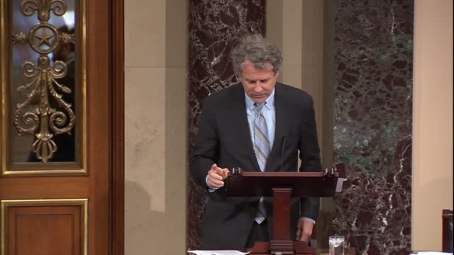 Ohio Senator Sherrod Brown says a bank supervision proposal for big bank capital would allow the eight largest banks in the country worth hundreds of...