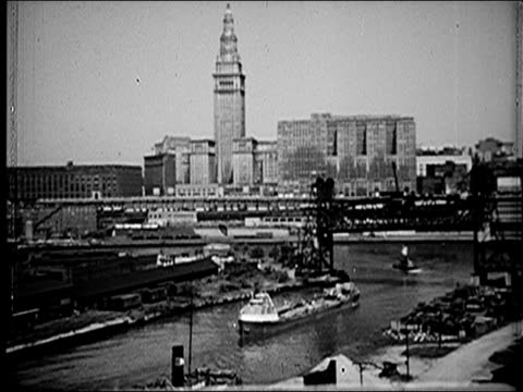 1947 - ohio state fair, cleveland, industry - cleveland ohio stock videos and b-roll footage