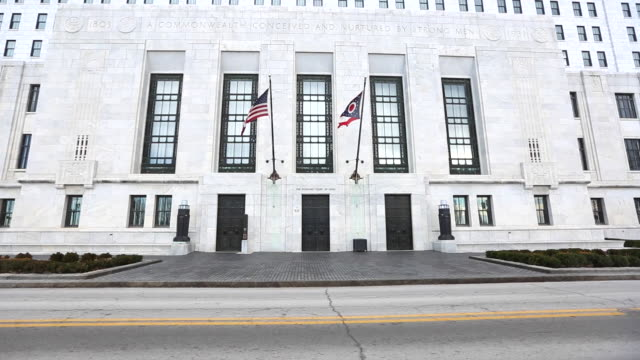 ohio supreme court - courthouse stock videos & royalty-free footage