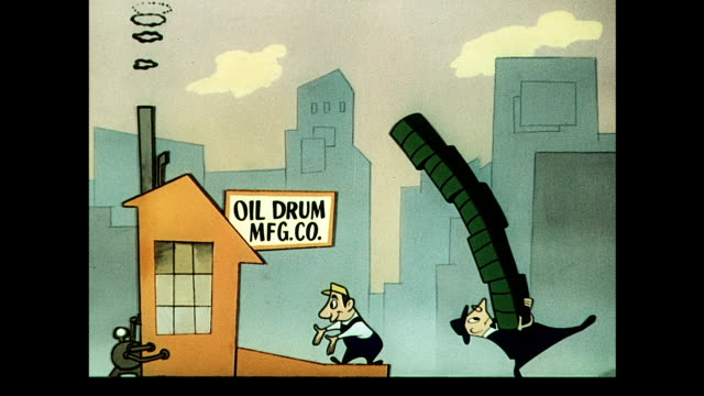 Oil drum manufacturer needs to expand operation