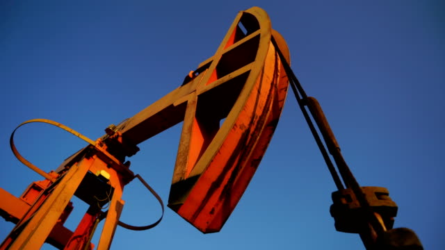 oil field - crude oil stock videos & royalty-free footage