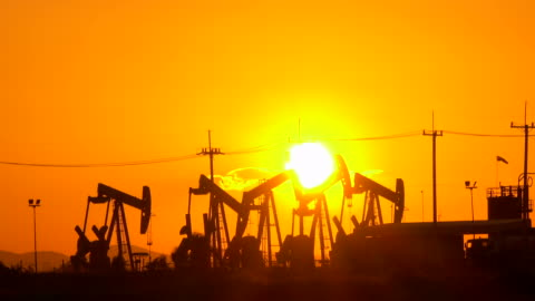 olje industrin - oljepump bildbanksvideor och videomaterial från bakom kulisserna