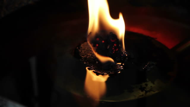 oil lamp - oil lamp stock videos & royalty-free footage