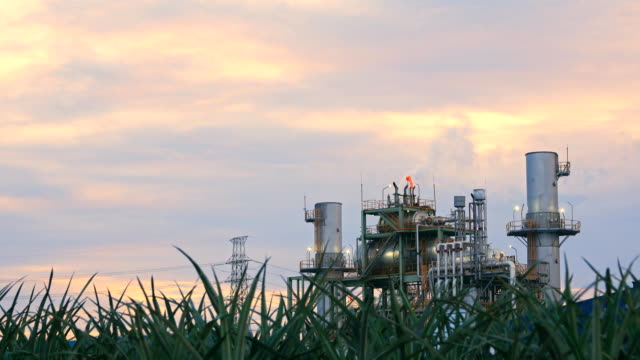 oil refinery and oil industry - refinery stock videos & royalty-free footage